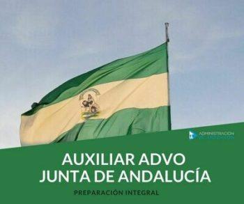 AUXILIAR ADMINISTRATIVO JUNTA ANDALUCÍA