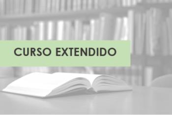 CURSO EXTENDIDO: DURACIÓN 18 MESES