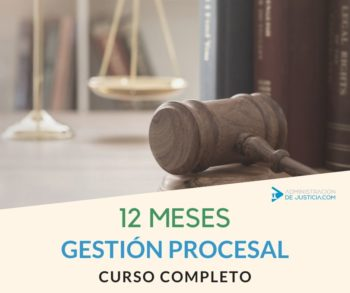 CURSO GESTIÓN PROCESAL - 12 MESES