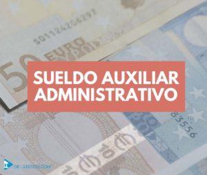 BOE CONVOCATORIA AUXILIO JUDICIAL 2020