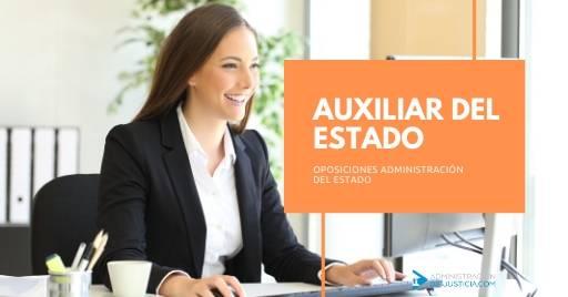 OPOSICIONES AUXILIAR ADMINISTRATIVO DEL ESTADO