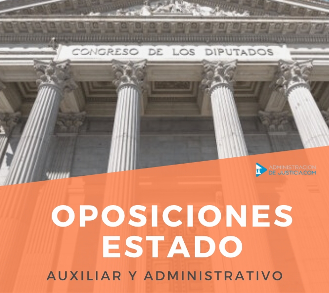 OPOSICIONES ADMINISTRACIÓN ESTADO 2