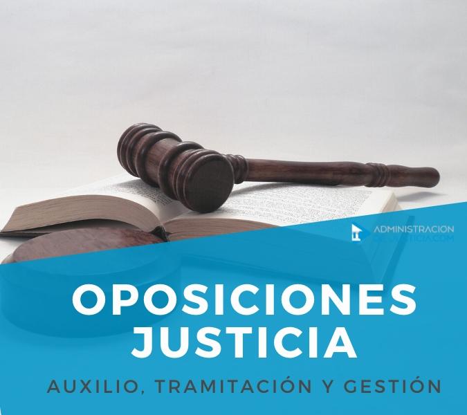 OPOSICIONES JUSTICIA 2