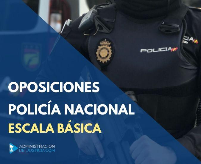 Temario oposicion policia nacional