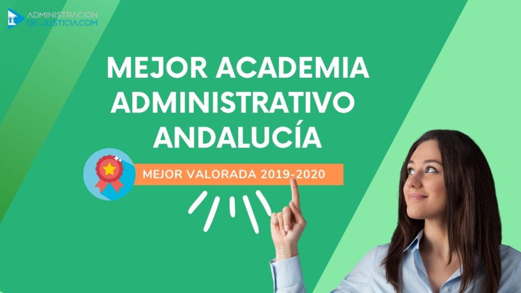 MEJOR ACADEMIA DE ADMINISTRATIVO DE LA JUNTA DE ANDALUCÍA