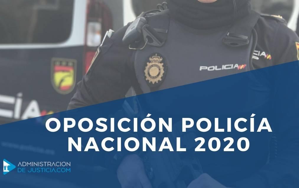 Oposición Policía Nacional