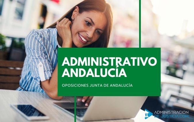 Oposiciones Administrativo Andalucía