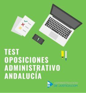 Test Administrativo Andalucía