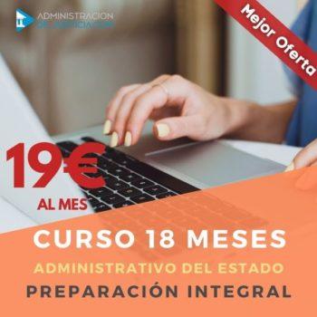 CURSO 18 MESES