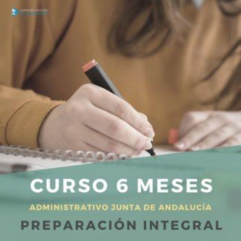 CURSO 6 MESES (INTENSIVO)