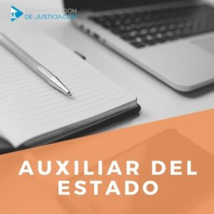 CURSO AUXILIAR DEL ESTADO