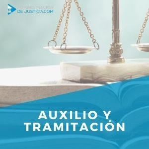 CURSO AUXILIO TRAMITACION