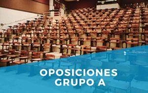 OPOSICIONES GRUPO A..