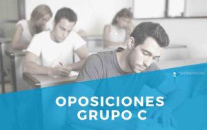 OPOSICIONES GRUPO C