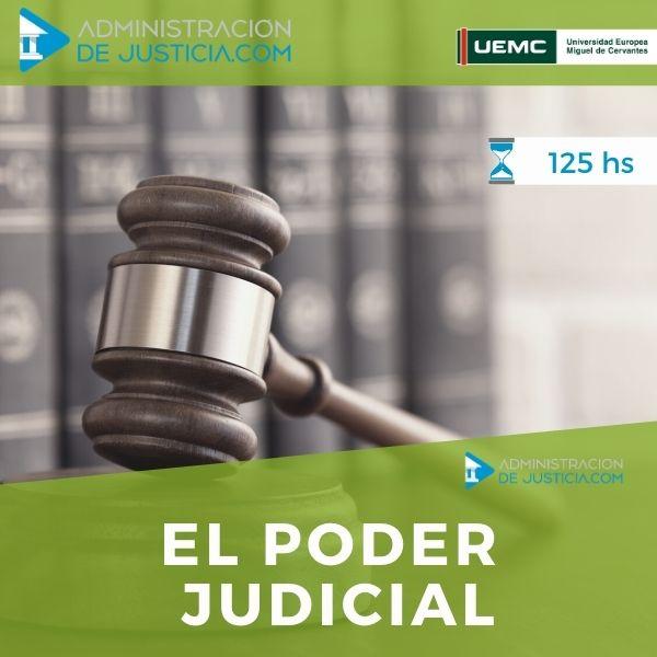 CURSO HOMOLOGADO EL PODER JUDICIAL