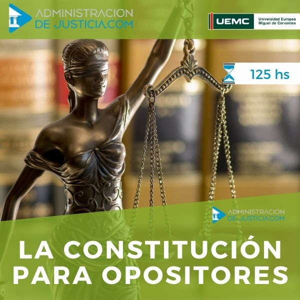 CURSO HOMOLOGADO LA CONSTITUCIÓN