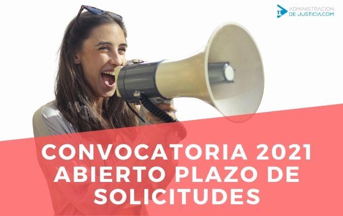 CONVOCATORIA AUXILIAR ADMINISTRATIVO MADRID 2021