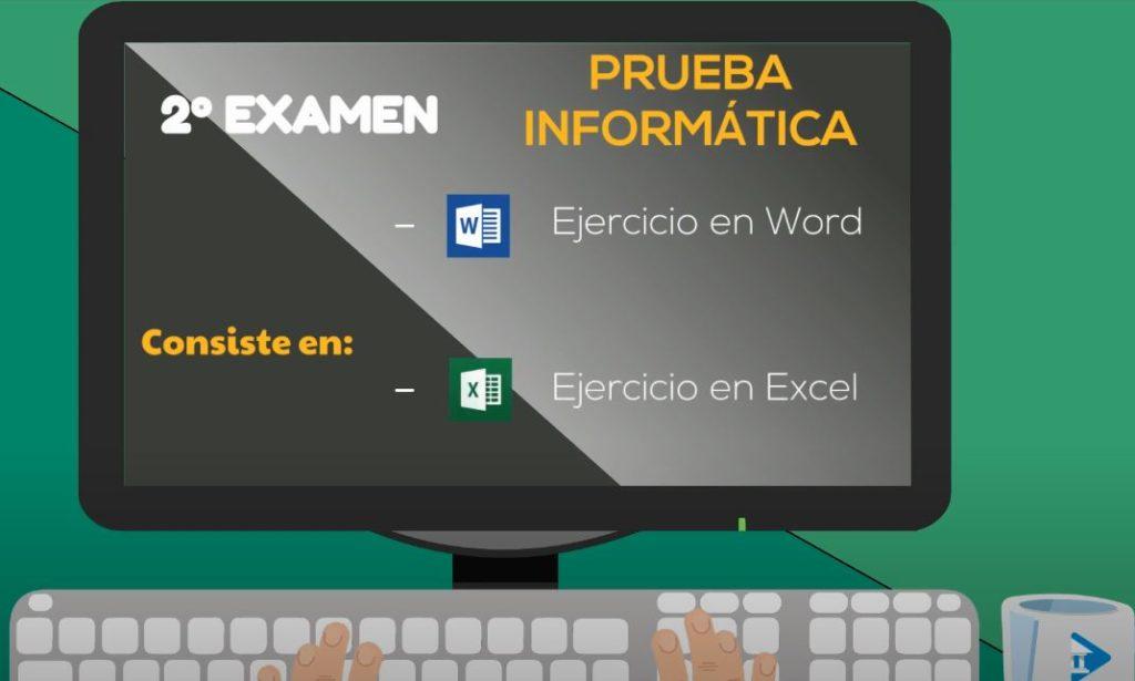 Oposiciones Administrativo del Estado - Prueba Informática