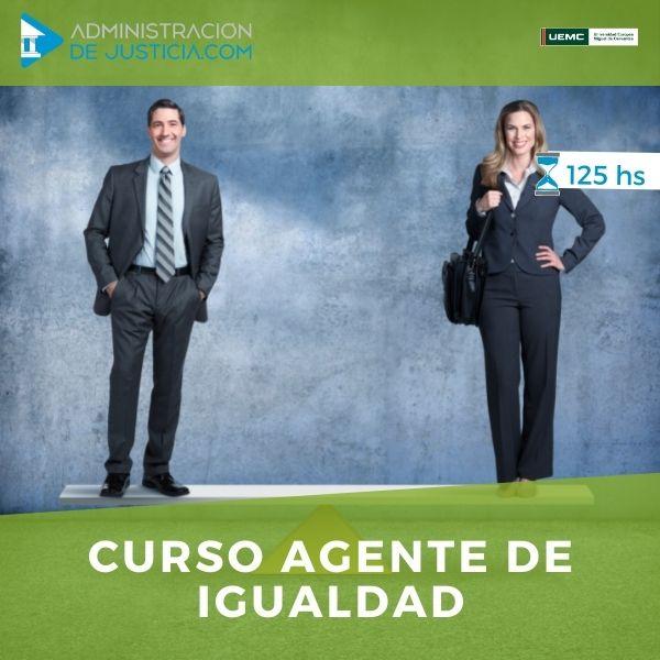 CURSO AGENTE DE IGUALDAD