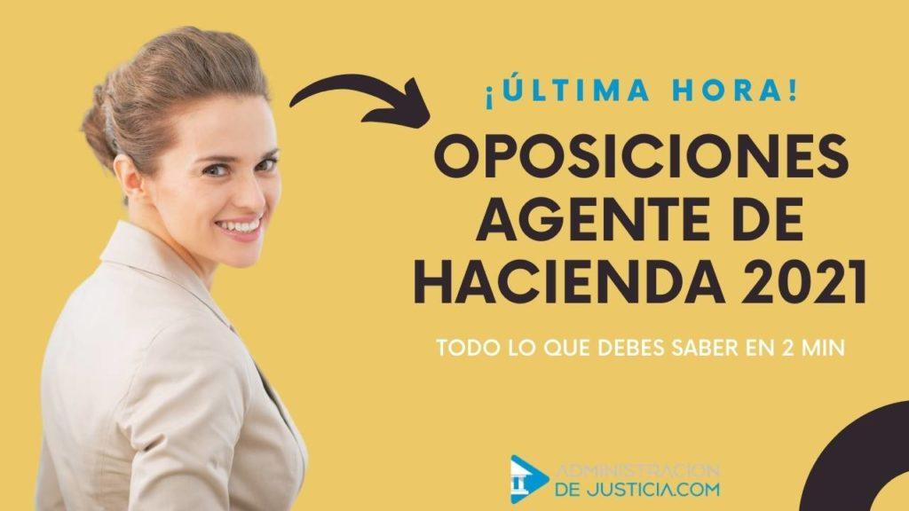 OPOSICIONES AGENTE DE HACIENDA