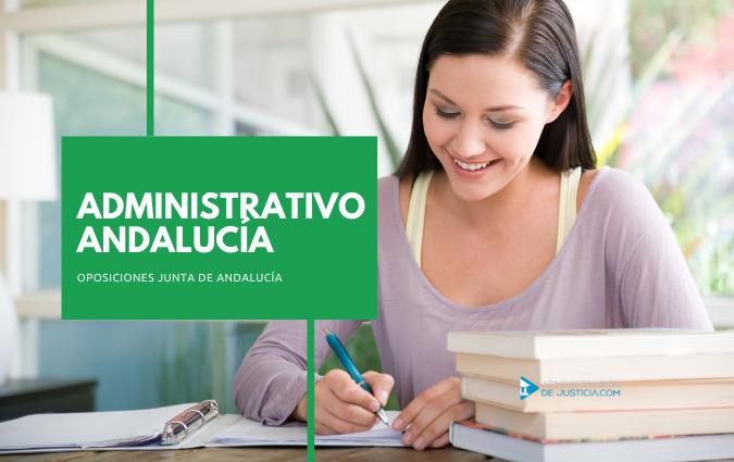 oposiciones administrativo junta andalucia