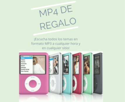 MP4 DE REGALO
