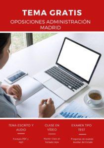 TEMA GRATIS MADRID